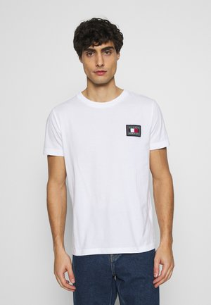 ICON ESSENTIALS TEE - Print T-shirt - white
