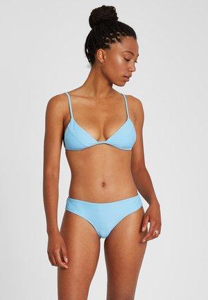 SIMPLY SOLID TRI - Bikini top - coastal blue