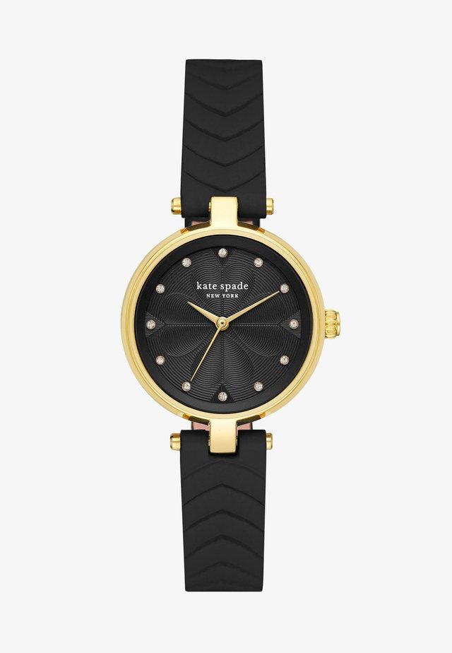 ANNADALE - Watch - black