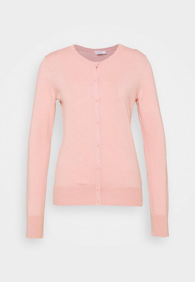 CREW - Cardigan - pink standard