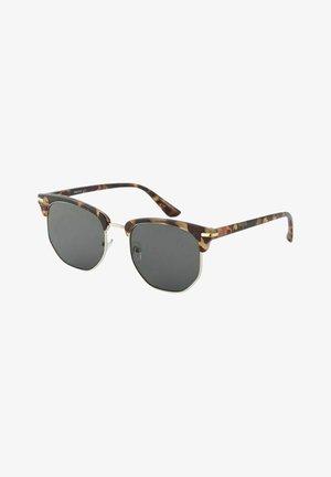Sunglasses - gold colour