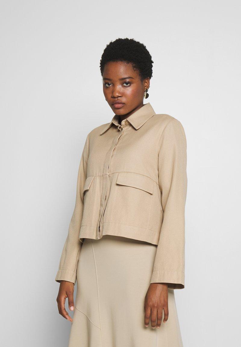Opus - HELINA - Summer jacket - soft ginger