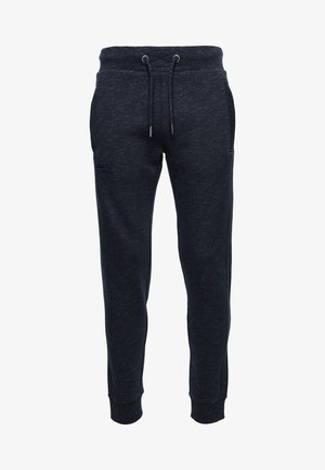 ORANGE LABEL - Tracksuit bottoms - eclipse navy feeder