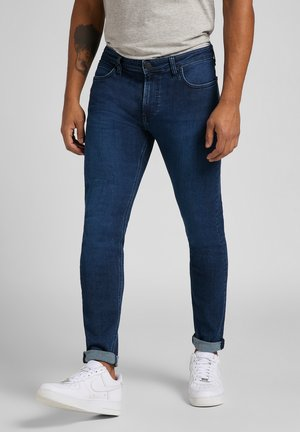 MALONE - Slim fit jeans - dark lonepine