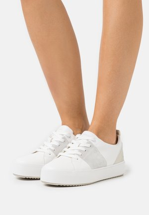 BLOMIEE - Trainers - white/silver