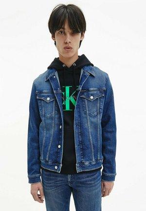 Kurtka jeansowa - denim dark