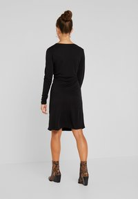 Object Petite - OBJALBERTE DRESS  - Robe fourreau - black - 3