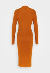 JDY - JDYSABINA DRESS - Jumper dress - leather brown - 1