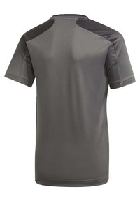 adidas Performance - FOOTBALL INSPIRED X AEROREADY JERSEY - Print T-shirt - grey - 4