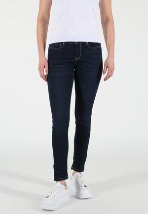 MONIKA - Jeans Skinny Fit - blau