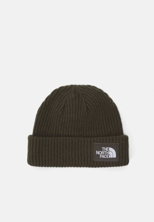 SALTY DOG BEANIE - Berretto - new taupe green