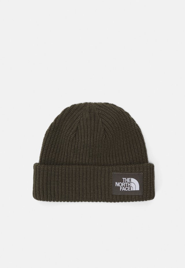 SALTY DOG BEANIE UNISEX - Lue - new taupe green