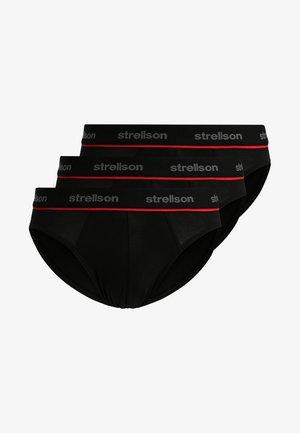 3 PACK - Briefs - super black