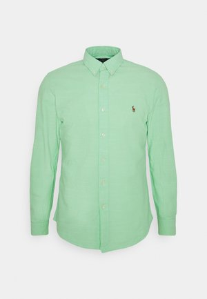 CHAMBRAY - Chemise - spring lime
