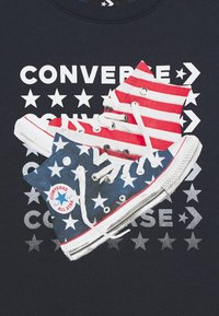Converse - AMERICANA SHOES CREW - Sweater - obsidian - 2