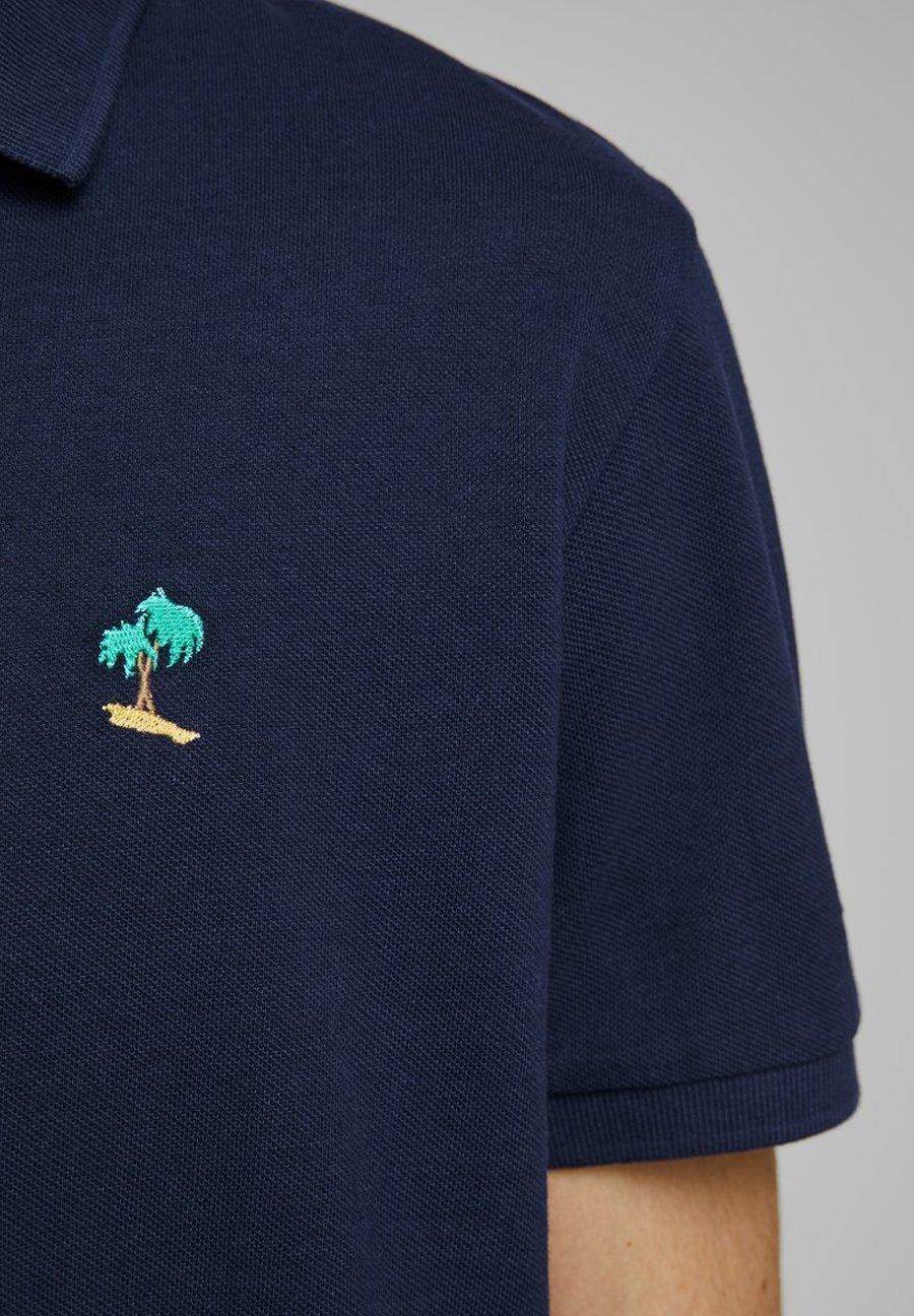 Jack & Jones Polo shirt - navy blazer dboKN