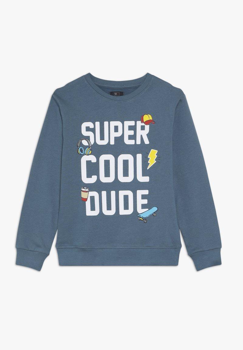 Tiffosi - PACO - Sweater - blue