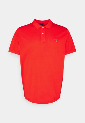 THE ORIGINAL RUGGER - Polo shirt - lava red
