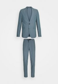 Isaac Dewhirst - UNSTRUCTURED  - Suit - blue - 0