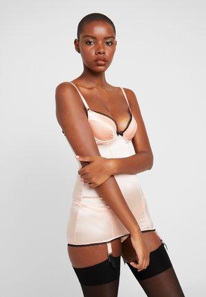 FELINDA - Corsager - nude/black
