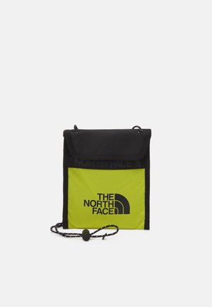 BOZER NECK POUCH UNISEX - Across body bag - sulphur spring green