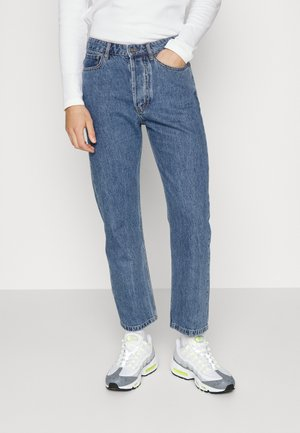 WASHED  - Jeans relaxed fit - denim blue