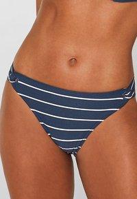 Esprit - Bikini bottoms - dark blue - 1
