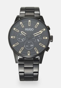HUGO - SEEK - Watch - schwarz - 0