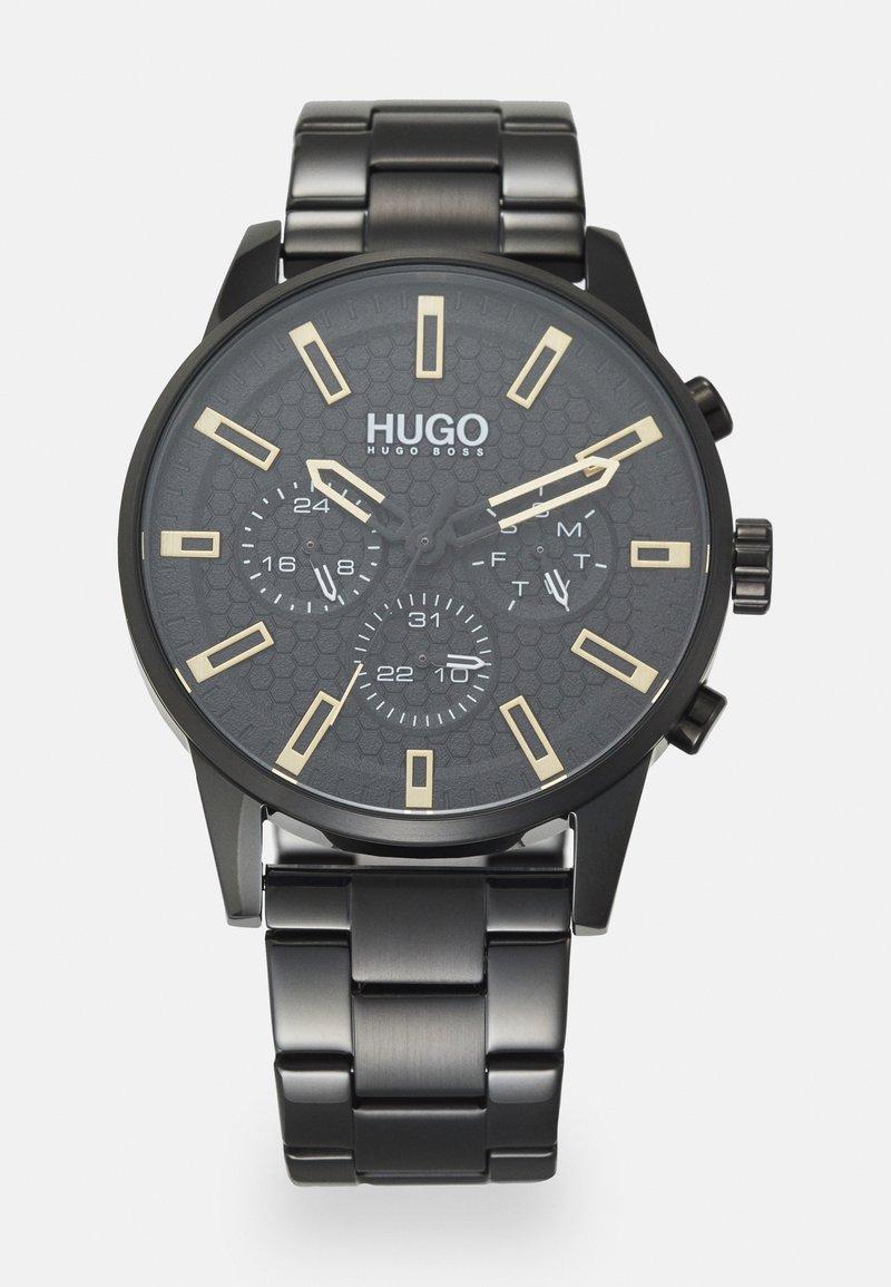 HUGO - SEEK - Watch - schwarz
