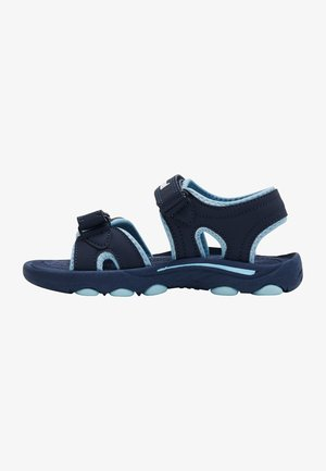 WAVE - Outdoorsandalen - black iris