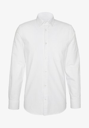 TIM OXFORD - Shirt - white