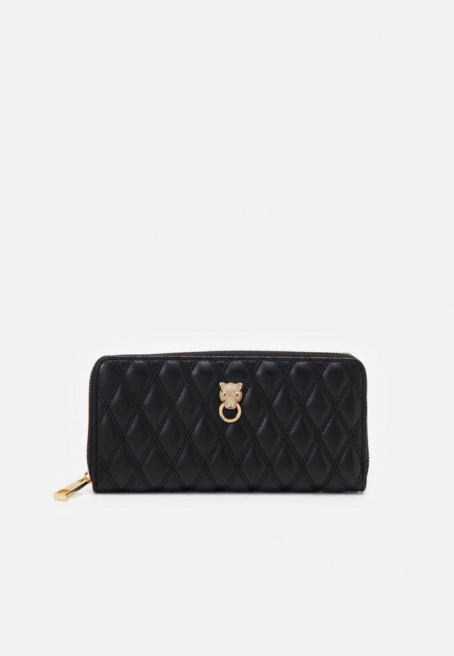 GIMA - Wallet - black/gold-coloured