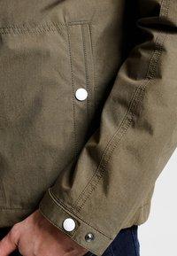 Pier One - Summer jacket - olive - 4