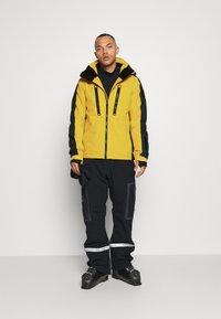 8848 Altitude - MOLINA - Ski jas - mustard - 1