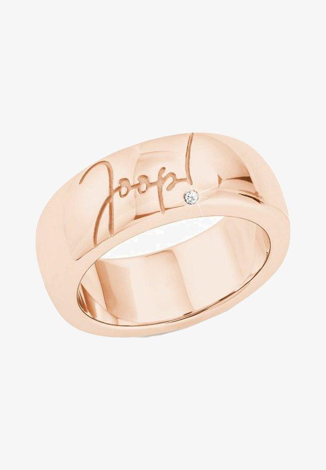 Ring - rosefarben