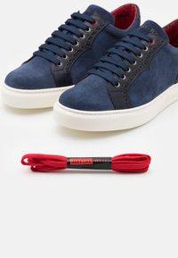 Jeffery West - BROGUE RACING TRAINER - Sneakers laag - indigo/toledo marino - 5