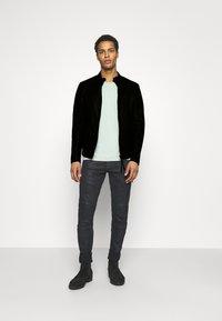 Tigha - TALON - Leather jacket - black - 1