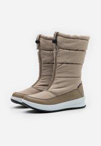 CMP - HOTY - Zimní obuv - wood - 1