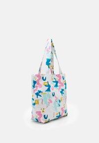 STUDIO ID - TOTE BAG M  - Tote bag - multi-coloured/light pink - 3