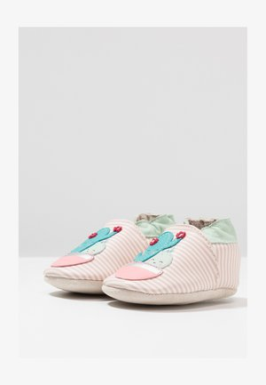 CACTUS - First shoes - blanc/rose