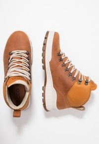 ECCO - TRACK 25 - Hiking shoes - brown - 1