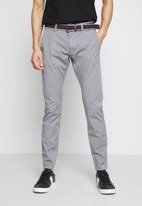 s.Oliver - Chinos - ice grey - 0
