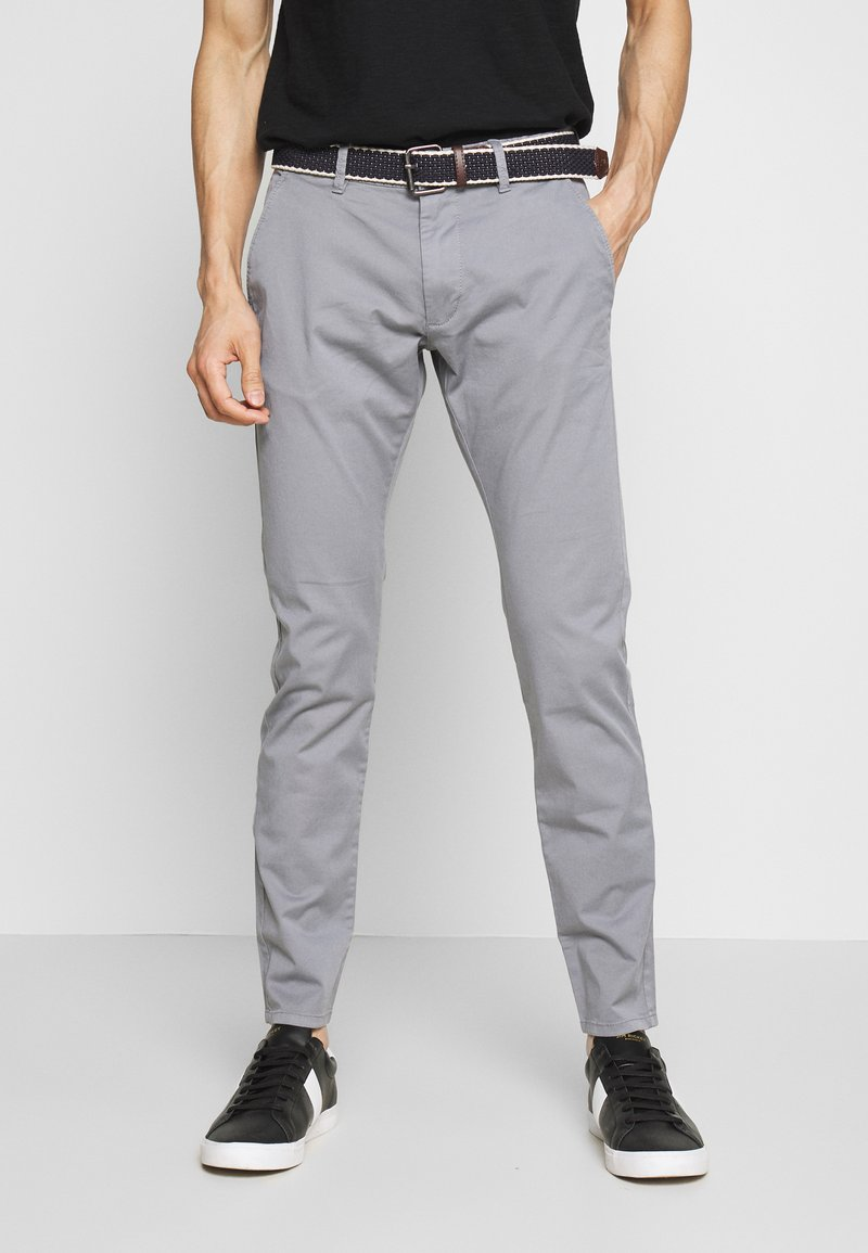 s.Oliver - Chinos - ice grey