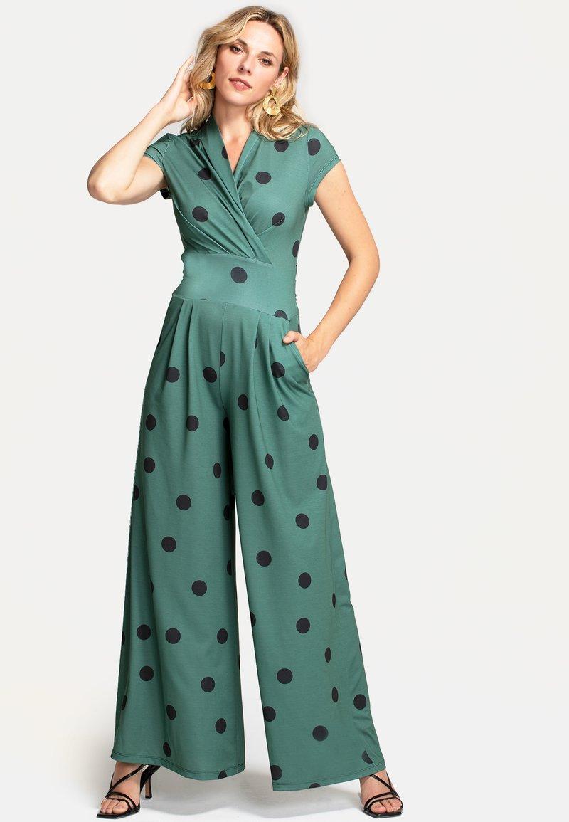 HotSquash - Jumpsuit - green