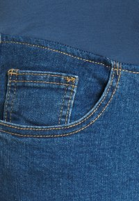 Cotton On - MATERNITY STRETCH OVER BELLY - Straight leg jeans - coogee blue - 2