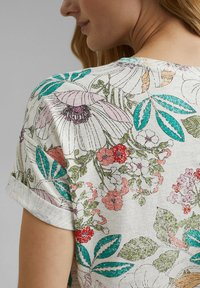 Esprit - Print T-shirt - turquoise colorway - 3