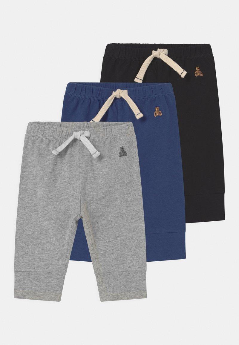GAP - 3 PACK UNISEX - Trousers - multi-coloured