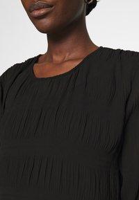 JUST FEMALE - KIFI DRESS - Denní šaty - black - 3