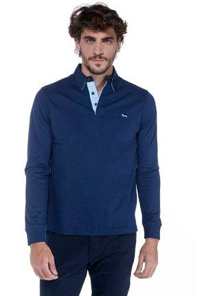 POLSO COSTINA ML - Polo shirt - dark blue