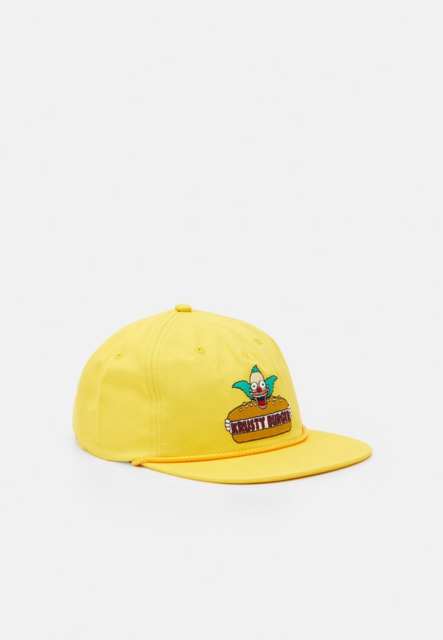 VANS X THE SIMPSONS - Casquette - yellow